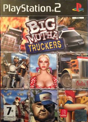 Big Mutha Truckers for PlayStation 2