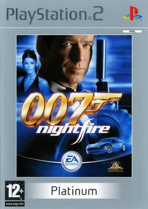 James Bond 007: Nightfire [Platinum] for PlayStation 2