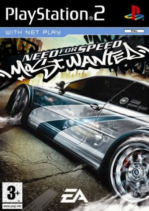 Need for Speed: Most Wanted for PlayStation 2