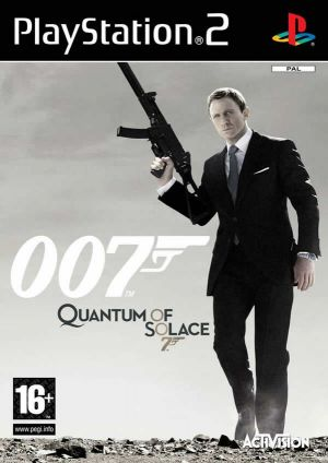 007: Quantum of Solace for PlayStation 2