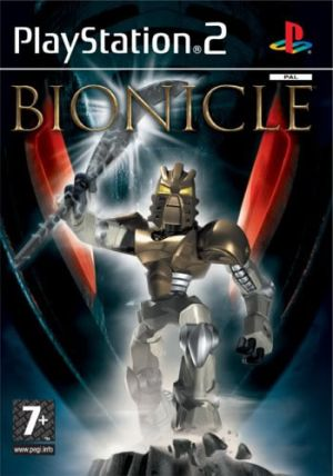 Bionicle for PlayStation 2