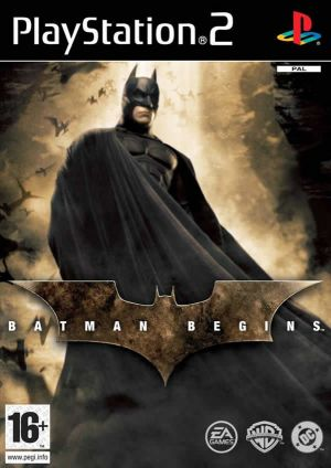 Batman Begins for PlayStation 2