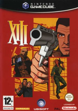 XIII for GameCube