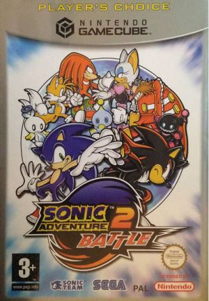 Sonic Adventure 2 Battle (Player's Choice) for GameCube