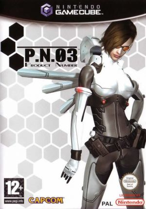 P.N. 03 for GameCube
