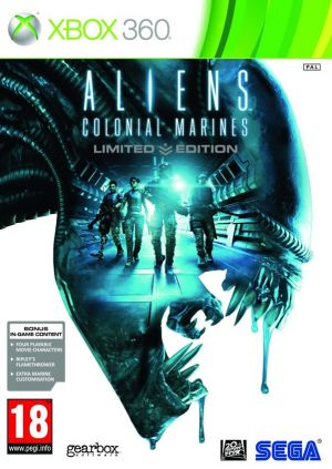 Aliens: Colonial Marines [Limited Edition] for Xbox 360