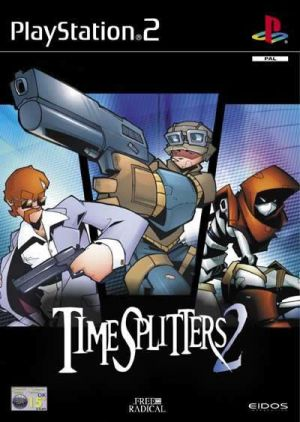 TimeSplitters 2 for PlayStation 2