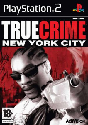 True Crime: New York City for PlayStation 2