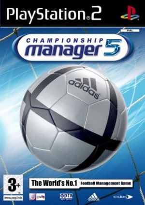Championship Manager 5 for PlayStation 2
