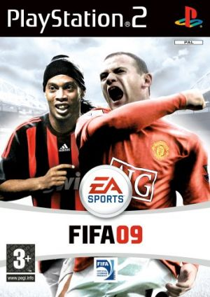 FIFA 09 for PlayStation 2