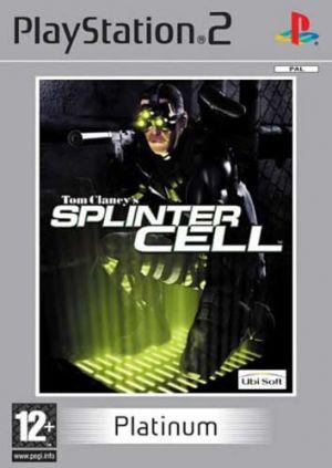 Tom Clancys Splinter Cell Platinum for PlayStation 2
