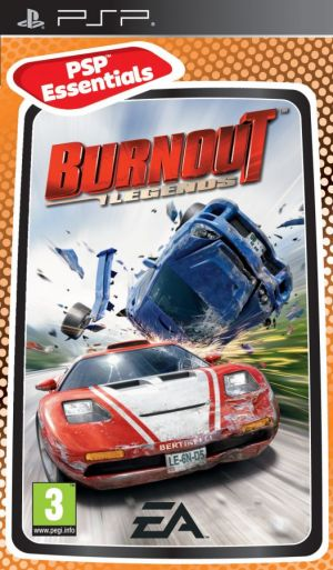 Burnout Legends [PSP Essentials] for Sony PSP