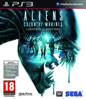 Aliens: Colonial Marines [Limited Edition] for PlayStation 3