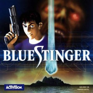 Blue Stinger for Dreamcast