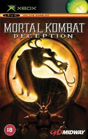 Mortal Kombat: Deception for Xbox