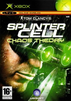 Tom Clancy's Splinter Cell: Chaos Theory for Xbox