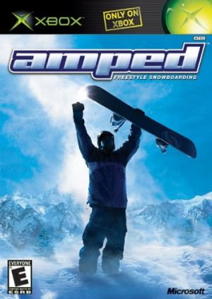 Amped: Freestyle Snowboarding for Xbox
