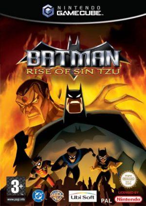 Batman: Rise of Sin Tzu for GameCube