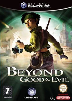 Beyond Good & Evil for GameCube