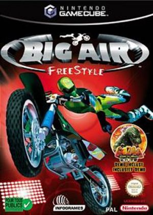 Big Air Freestyle for GameCube