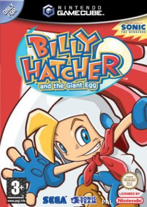 Billy Hatcher and the Giant Egg for GameCube