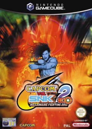 Capcom vs. SNK 2: EO for GameCube