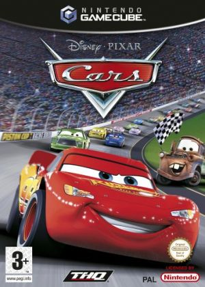 Cars for GameCube