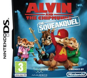 Alvin And The Chipmunks: The Squeakquel for Nintendo DS
