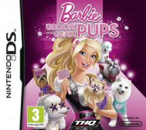 Barbie: Groom and Glam Pups for Nintendo DS