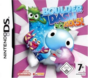 Boulder Dash: ROCKS! for Nintendo DS