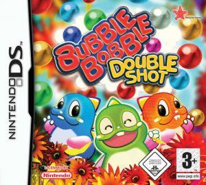 bubble bobble double shot for Nintendo DS