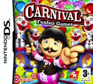 Carnival: Funfair Games for Nintendo DS