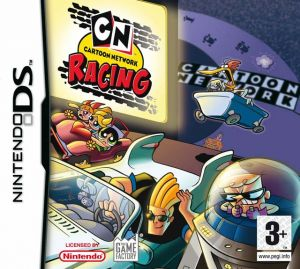 Cartoon Network Racing for Nintendo DS