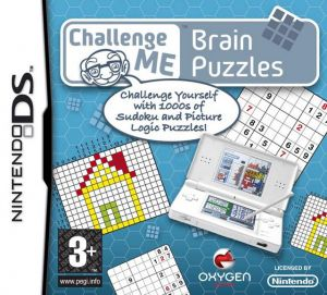 Challenge Me: Brain Puzzles for Nintendo DS
