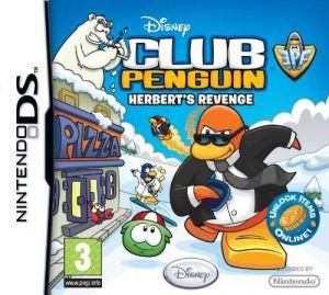 Club Penguin: Elite Penguin Force: Herbert's Revenge for Nintendo DS