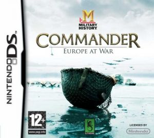 Military History: Commander - Europe at War for Nintendo DS