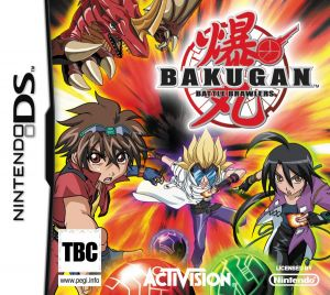 Bakugan: Battle Brawlers for Nintendo DS