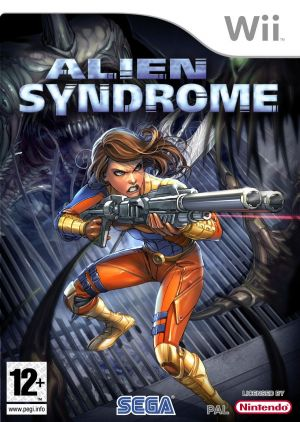 Alien Syndrome for Wii