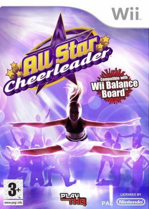 All Star Cheerleader for Wii