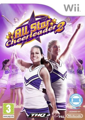 All Star Cheerleader 2 for Wii