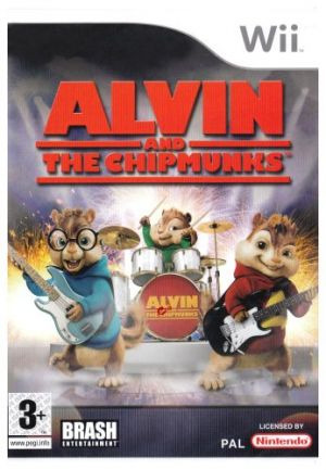 Alvin and The Chipmunks for Wii