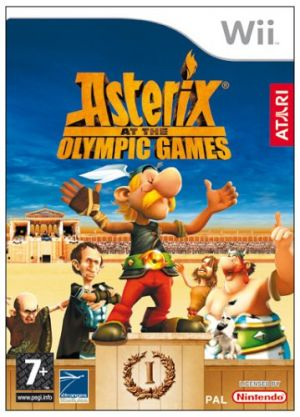 Astérix at the Olympic Games for Wii