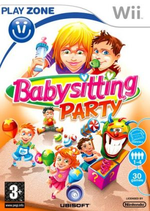 Babysitting Party for Wii