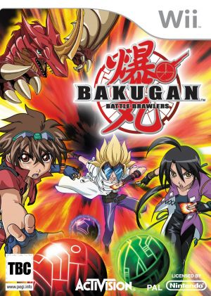 Bakugan Battle Brawlers for Wii