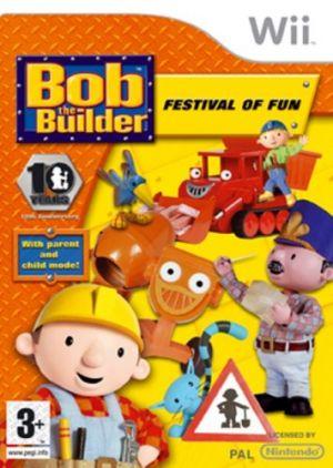 Bob the Builder: Festival of Fun for Wii