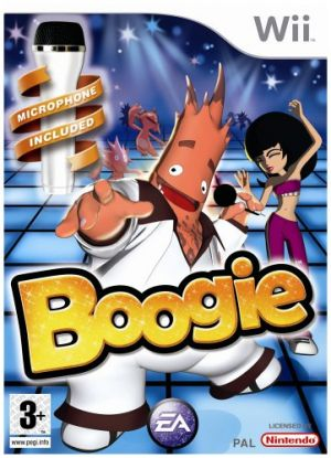 Boogie for Wii