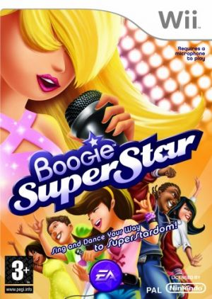 Boogie SuperStar for Wii