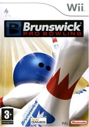 Brunswick Pro Bowling for Wii