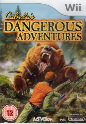 Cabela's Dangerous Adventures for Wii