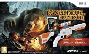 Cabela's Dangerous Hunts 2011 for Wii